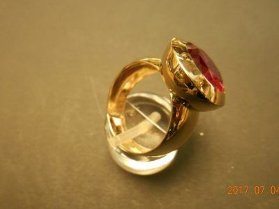 Кольцо Золото Урала