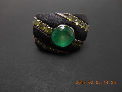 Перстень Золото Урала
